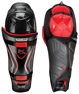 BAUER VAPOR 1X LITE SHIN GUARD JUNIOR