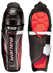 BAUER NSX SHIN GUARD SENIOR