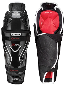 BAUER VAPOR X800 SHIN GUARD JUNIOR